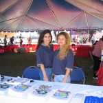 American Reclamation employees at the Billion Bottle event to promote recycling at El Monte in 2004.