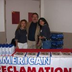American Reclamation participated in a health fair in El Monte.