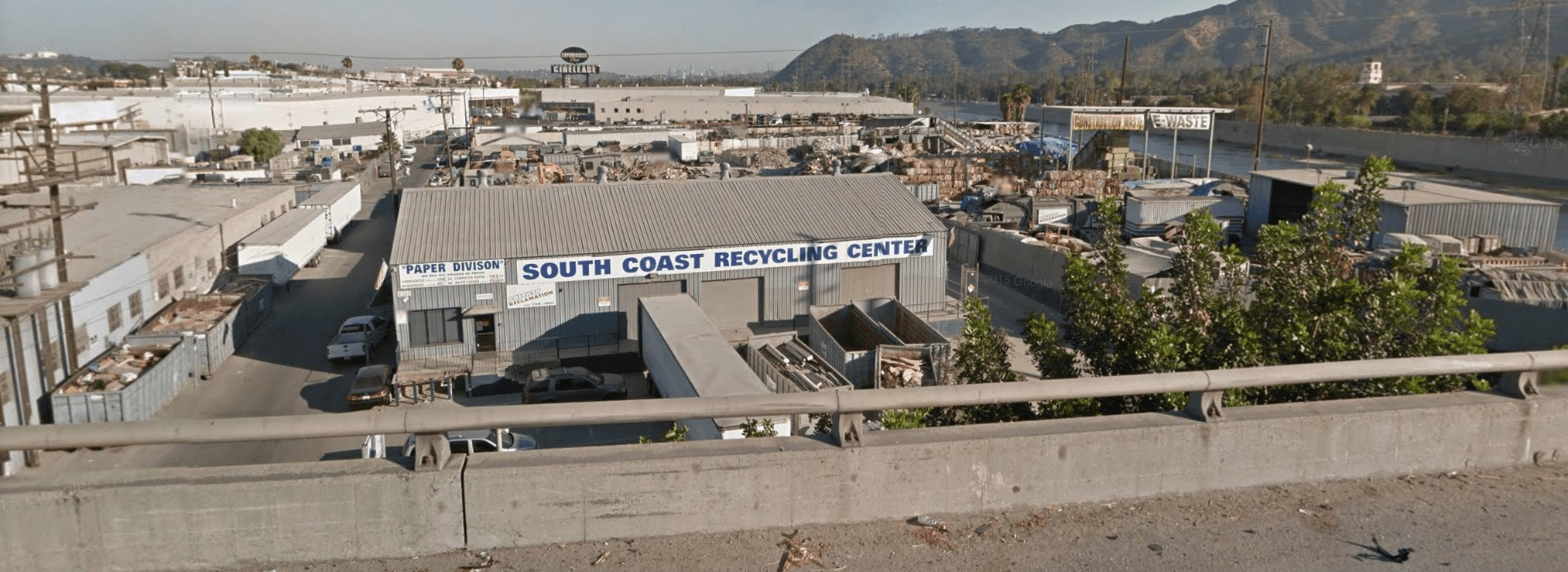 Los Angeles recycling services