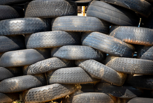 los angeles tire recycling