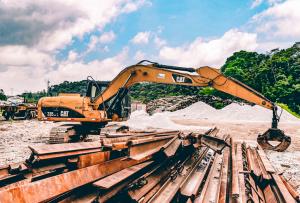 Los Angeles construction debris disposal