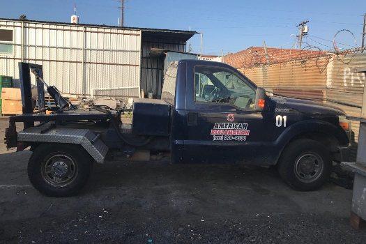 front loader service
