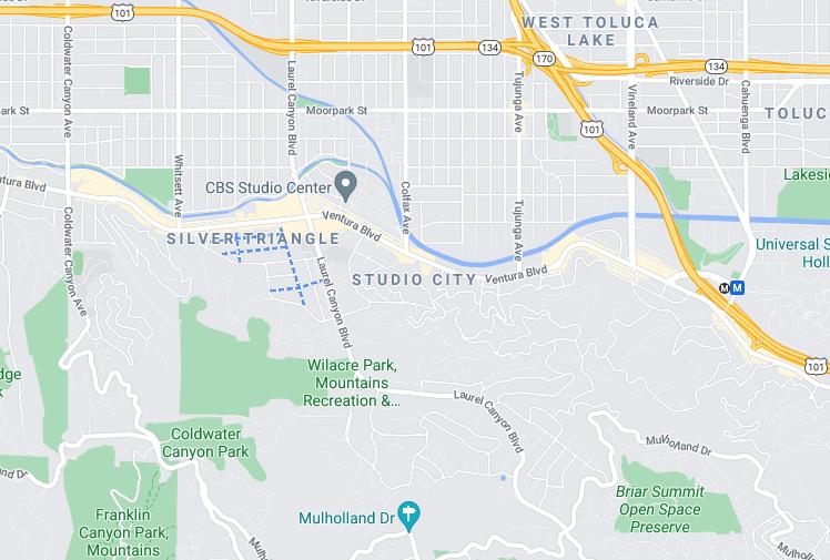 dumpster rentals Studio City