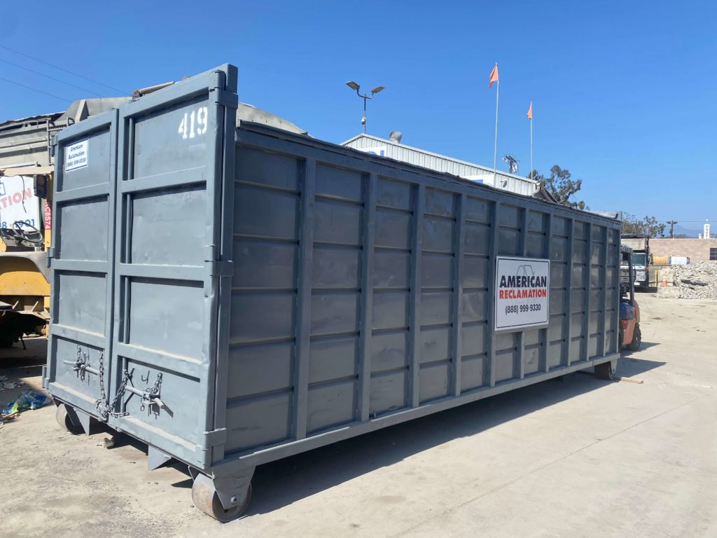 Reseda dumpster rental